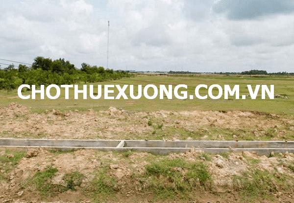 Bán đất Cụm CN Quán Gỏi Bình Giang Hải Dương giá tốt